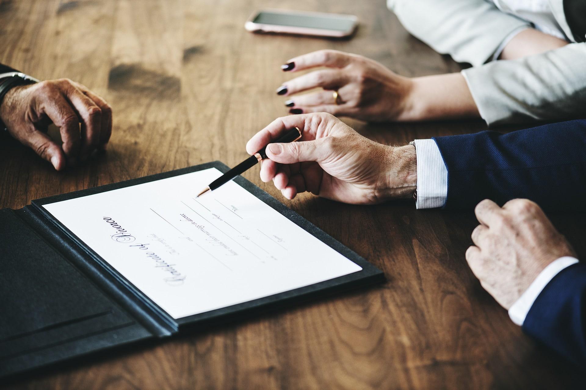 Rentenausgleich bei Scheidung